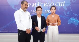 Gojek Clone Prelaunch event of V3cube Vietnam Client