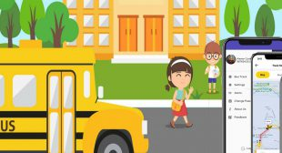Develop A School Transportation App That Guarantees Safer Commutation For Students