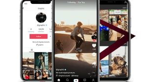 Launch your brand by developing a selfie-video app with our TikTok clone script