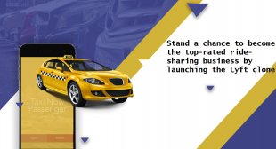 Stand a chance to become the top-rated ride-sharing business by launching the Lyft clone