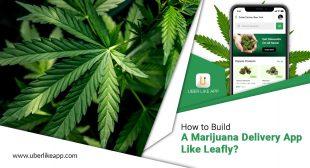 Leafly Clone App Development