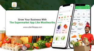 Take Your Grocery Business Online with our Woolworths Clone