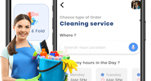 Uber for House Cleaning – On-demand house cleaning app like Uber