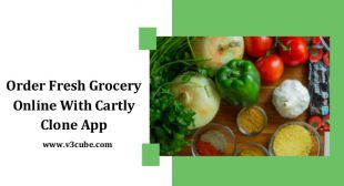 Grocery Delivery Online With Cartly Clone App