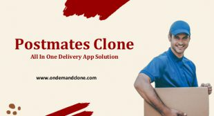 Postmates Clone: All In One Delivery App Solution