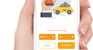 Uber Clone Taxi App Packed With New Version Features To Scale Your Taxi Business
