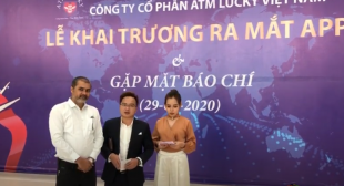 Thunderous Welcome for CubeJekX 2020 by our Vietnam Client