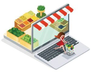 Launch Your Grocery Delivery App Like DoorDash That Fits Your User's Grocery Demands
