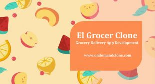 El Grocer Clone: Grocery Delivery App Development