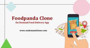 Foodpanda Clone : On Demand Food Delivery App