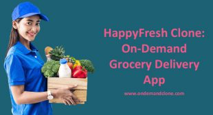 HappyFresh Clone: On-Demand Grocery Delivery App