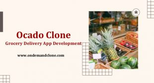 Ocado Clone: Grocery Delivery App Development