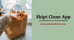 Shipt Clone App:On Demand Grocery Delivery Solution