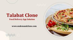 Talabat Clone Food Delivery App Solution