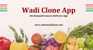 Wadi Clone App : On Demand Grocery Delivery App