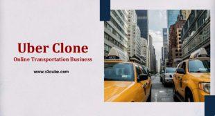 Uber Clone Online Transportation Business