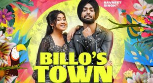 Billo's Town Lyrics – Ravneet Singh