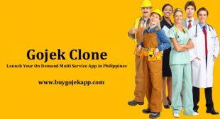Build Gojek Clone App in Philippines