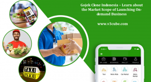 Gojek Clone Indonesia – Learn About The Market Scope Of Launching On-demand Business