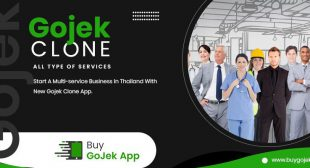 Start A Multi-service Business in Thailand with New Gojek Clone App