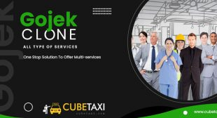 Gojek Clone – One Stop Solution To Offer Multi-services