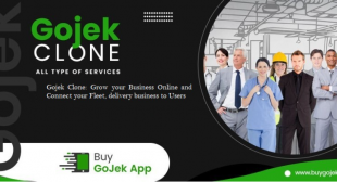 Gojek Clone: Grow your Business Online and Connect your Fleet, delivery business to Users