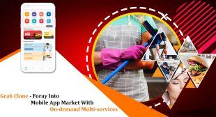 Grab Clone – On Demand Multi Services App
