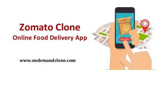 Zomato Clone: Online Food Delivery App