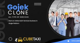 Gojek Clone – 70+ Multi-Services Under Single Application To Multiply Your Profits