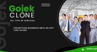 Grow your business with an app Like gojek