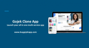 Gojek Clone: All in one Multi Service App