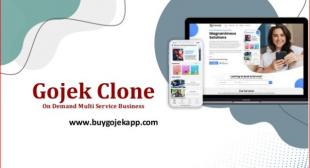 Gojek Clone On Demand Multi Service Business