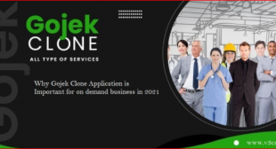 Why Gojek Clone Application is Important for on demand business in 2021