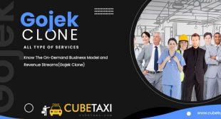 Gojek Clone – Business Model, Work Flow & Revenue Strategies