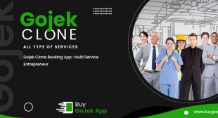 How to be a successful entrepreneur with the Gojek Clone Booking App?
