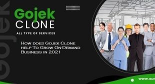 How does Gojek Clone help To Grow On-Demand Business in 2021