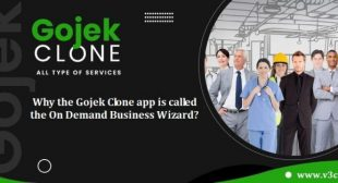 Why is the Gojek Clone app called the On Demand Business Wizard?