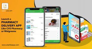 Launch a Pharmacy Delivery App Like CVS Pharmacy or Walgreens