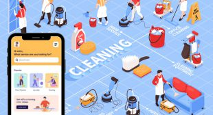 How to Launch an On-Demand House Cleaning Service App?
