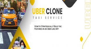 How to Strategically Build the Features in an Uber like App