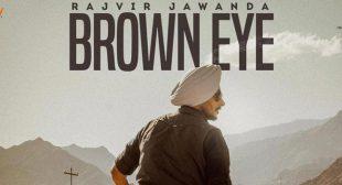 Brown Eye Lyrics – Rajvir Jawanda