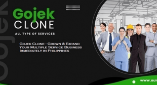 Gojek Clone – Grown & Expand Your Multiple Service Business Immediately in Philippines