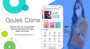 Digitize your Business with Gojek Clone App