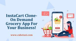 Instacart Clone- On Demand Grocery App For Your Business!