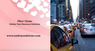Uber Clone: Online Taxi Business Solution