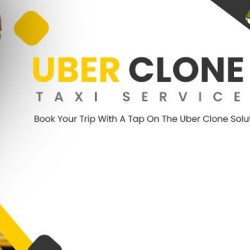 Book Your Trip With A Tap On The Uber Clone Solution