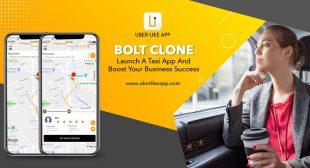 How to Build an App like Bolt?