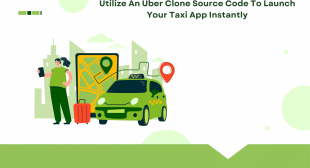 Utilize An Uber Clone Source Code To Launch Your Taxi App Instantly
