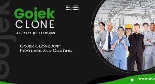Gojek Clone App: Features and Costing