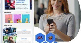 Gojek Clone – Earn Hefty Revenues Launching 70+ On-Demand Multiservice Business